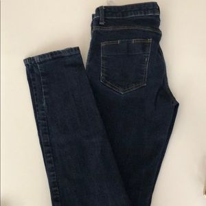 Denim - Zara Dark Blue Jeans